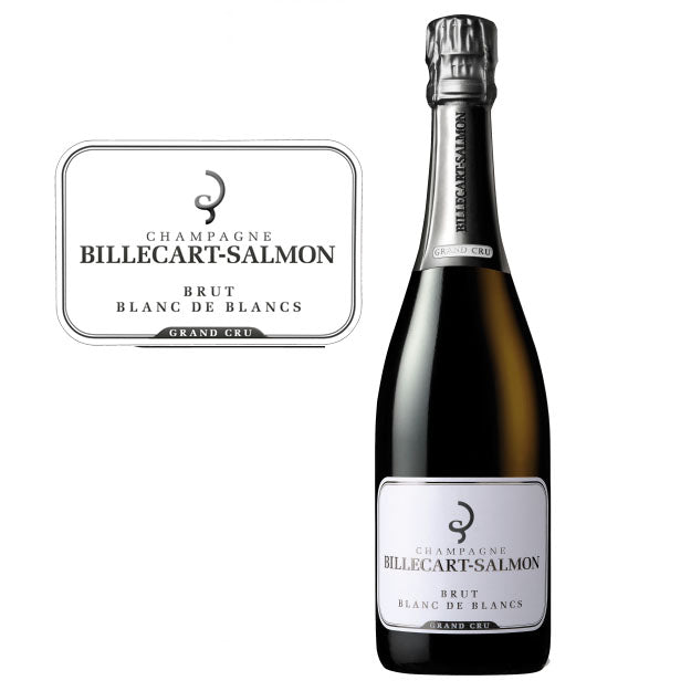 Billecart-Salmon : Blanc de Blancs Grand Cru - 1 x 75cl ($115 per bottle)