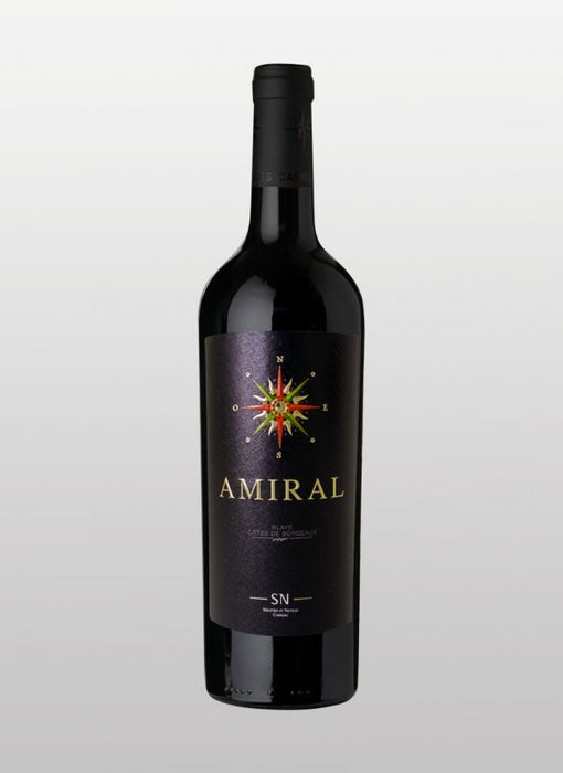 Chateau L'Escadre - Amiral 2014, Bordeaux Blaye, 750 ml
