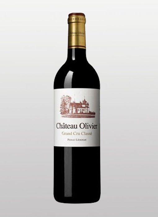 Chateau Olivier - Pessac Leognan - red - 2012 - 750 ml