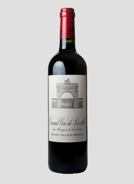 Grand Vin de Leoville - Marquis de Las Cases - AOP Saint Julien - 1994 - 750 ml
