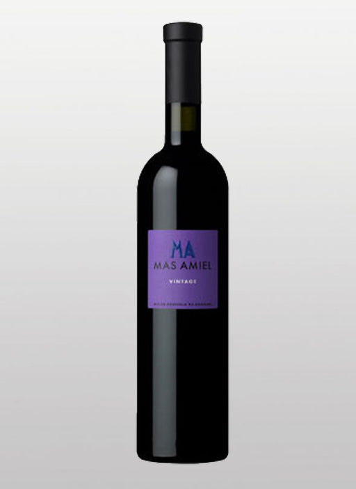 Mas Amiel - Vintage 2014 - Maury Rouge - sweet - 750 ml