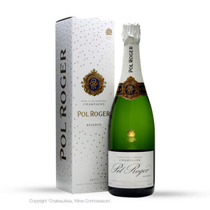 Pol Roger Brut Reserve with Gift Box