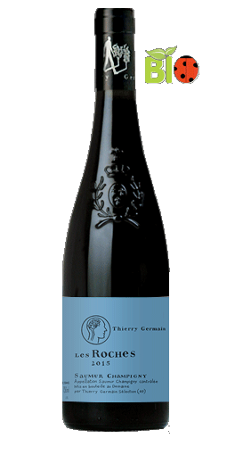 "Thierry Germain - Saumur Champigny ""Les Roches"" - 2016 - 750 ml"