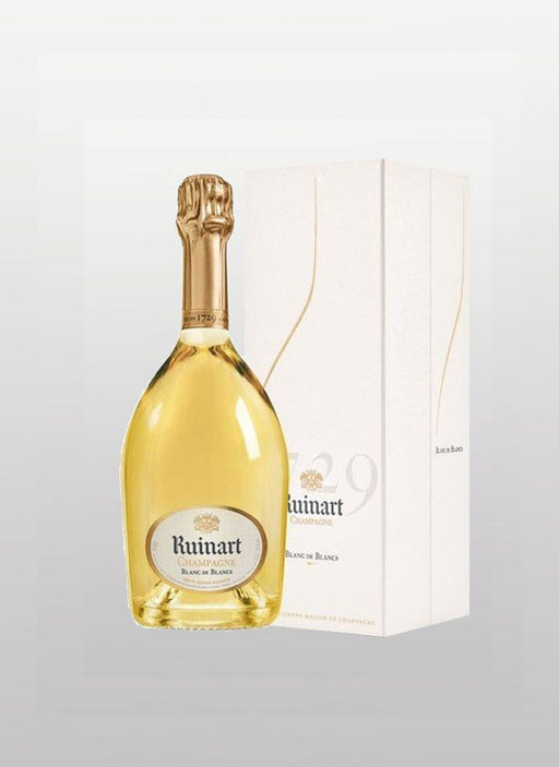 Ruinart - Blanc de Blancs Champagne with Gift Box - 750 ml