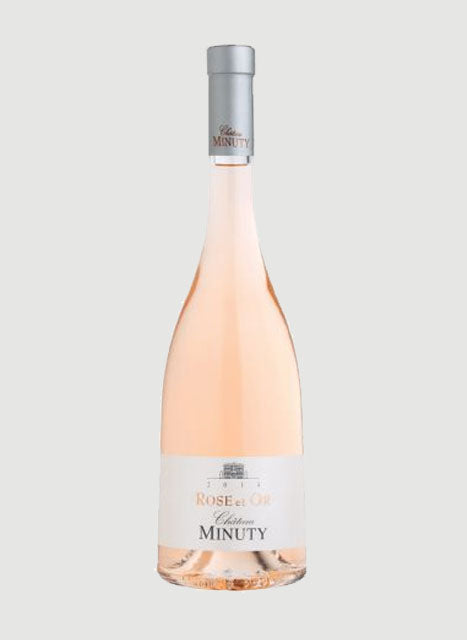 Chateau Minuty - Rose et Or - 2017 - Cotes De Provence - Rose - 750 ml