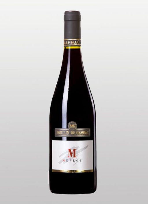 Moulin de Gassac - Merlot - Red Wine - 2016 - 750 ml