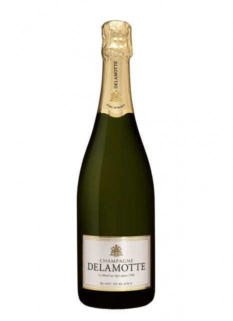 Delamotte : Blanc de Blancs - 6 x 75cl ($89.80 per bottle)