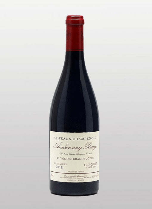 Egly-Ouriet - Ambonnay - Red - 2015 - 750 ml