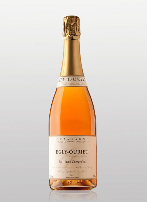 Egly-Ouriet - Brut Rose - Champagne Grand Cru - 750 ml