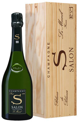 S de Salon 1999 Champagne - 750 ml