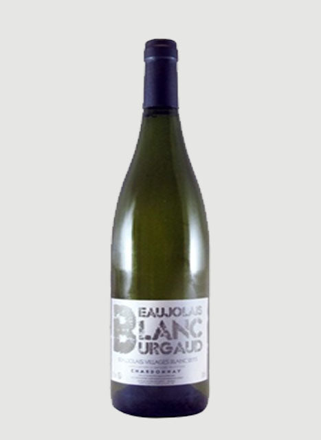Jean-Marc Burgaud - Beaujolais Villages - Blanc - 2016- 750ml