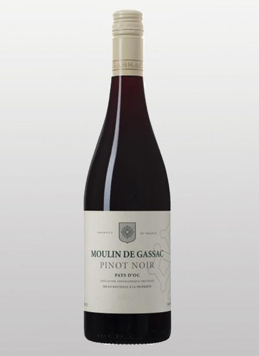 Moulin de Gassac - Pinot Noir - Red Wine - 750 ml