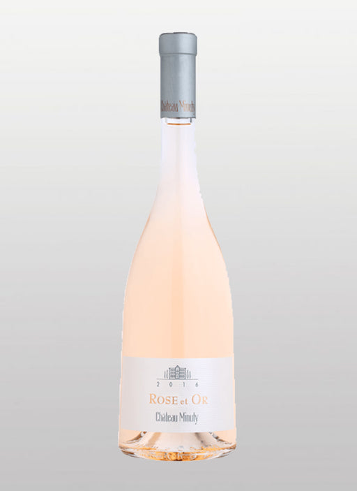 Chateau Minuty - Rose et Or 2016 - Cotes De Provence - Rose Wine, 750 ml