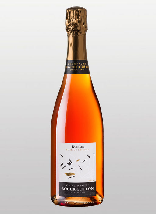 Roger Coulon - Brut Roselie Rose - 750 ml