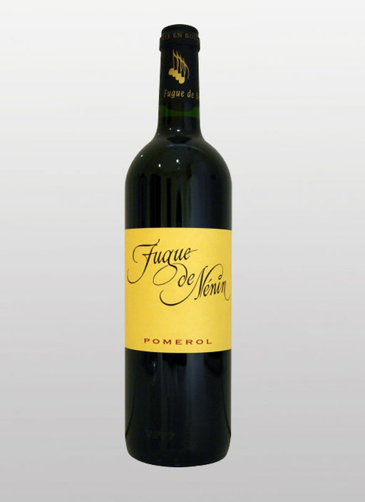 Fugue de Nenin Pomerol - 2008 - 750 ml