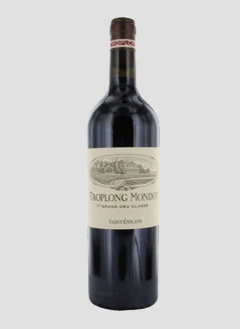 Chateau Troplong Mondot - Saint Emilion Grand Cru - 2007 - 750 ml