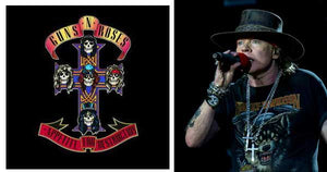 Why Guns n' Roses chose the Celtic Cross for their album cover