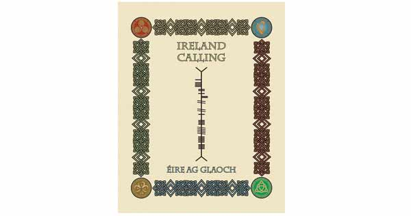 How we create our personalised Ogham prints