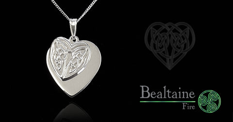 Sterling silver celtic jewellery bealtaine fire mozeypictures Images
