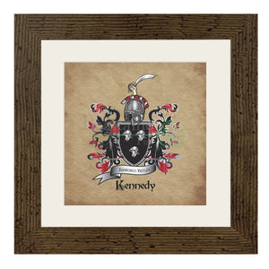Kennedy Coat of Arms ( and Variations)