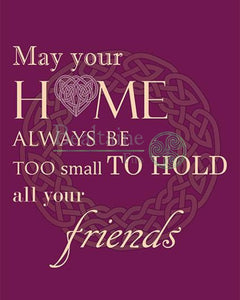 May Your Home Always Be