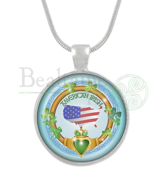 American Irish 16In Pendant