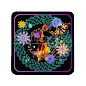 Celtic Seasonal Festivals Coasters