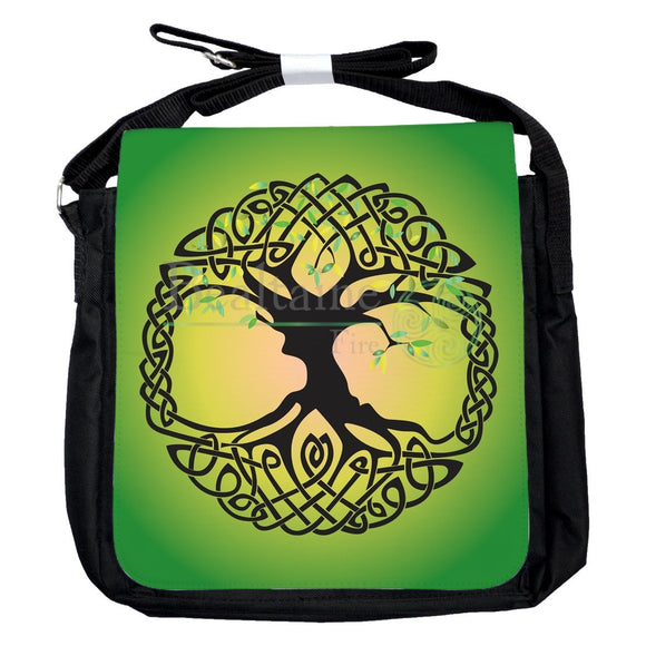 Small Summer Tree Of Life Bag