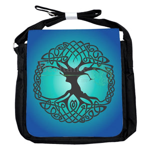 Small Winter Tree Of Life Bag