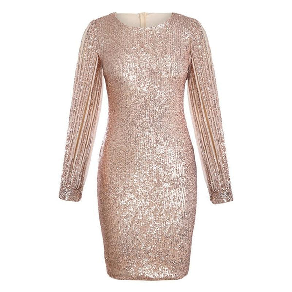 product image 1038786027 grande Sublime Robe Sequins