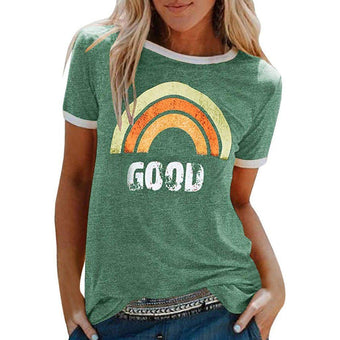 T-Shirt Féminin Good