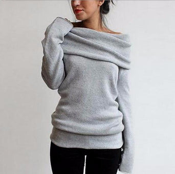 Pull Confortable Maxi Col
