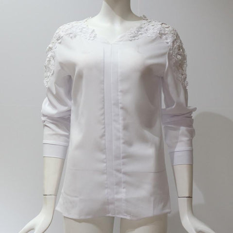 Blouse Florale CUTE - HEXAGONE AVENUE