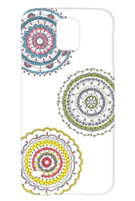 3 MANDALAS Phone Case