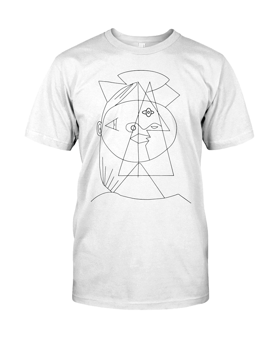 Picasso Cubic Unisex Tee
