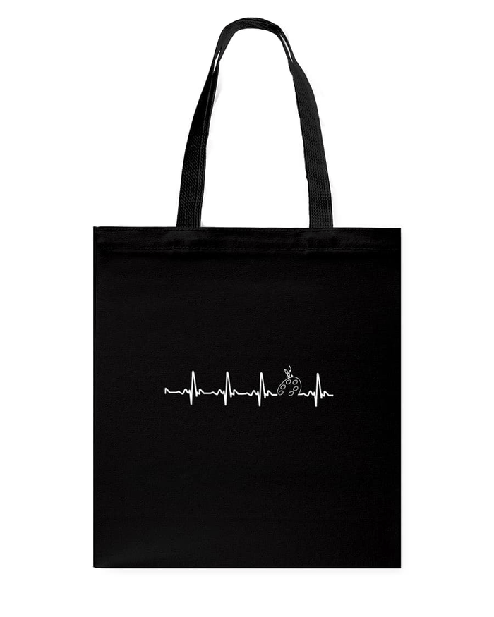 HeARTbeat Tote Bag - Heartsi Co