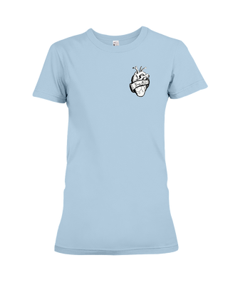 Fragile Heart Womens Tee - Heartsi Co