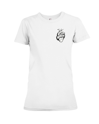 Fragile Heart Womens Tee