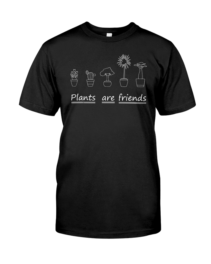 Plants are Friends Unisex Tee - Heartsi Co