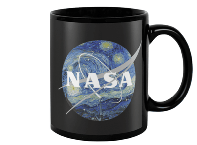 NASA Van Gogh Mug - Heartsi Co