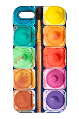 Paintbox Phone Case