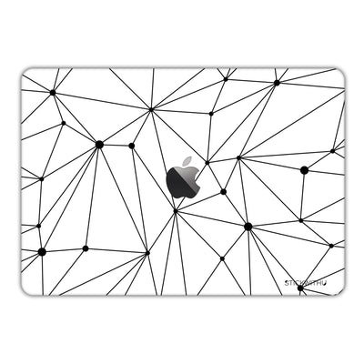 Geometric Macbook Skin - Heartsi Co