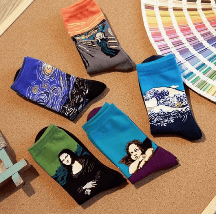 Art Socks Bundle (pre-order)