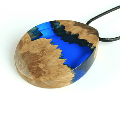 Running River Necklace - Heartsi Co