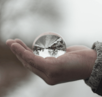 Crystal Clear Photography Lens Ball - Heartsi Co