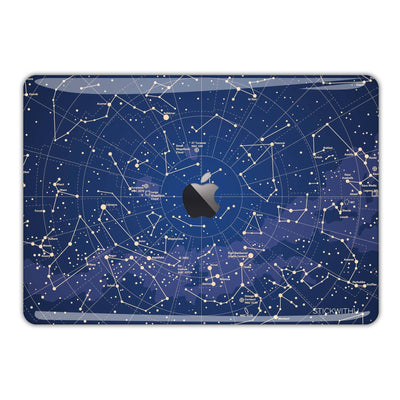 Galaxy Macbook Skin - Heartsi Co