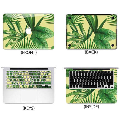 Leafy Macbook Skin
