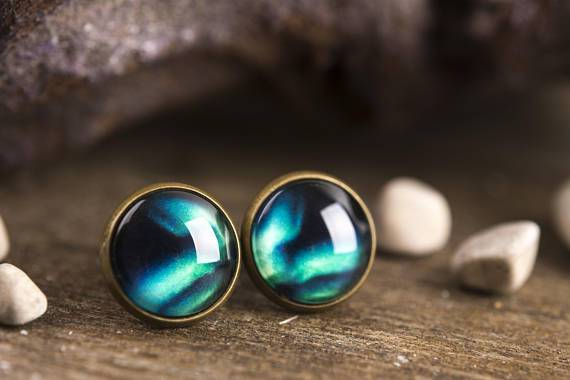 Northern Lights Earlings