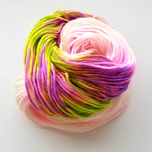 Highlighter Worsted Weight Yarn 220 Yards - Heathers Yarn Barn