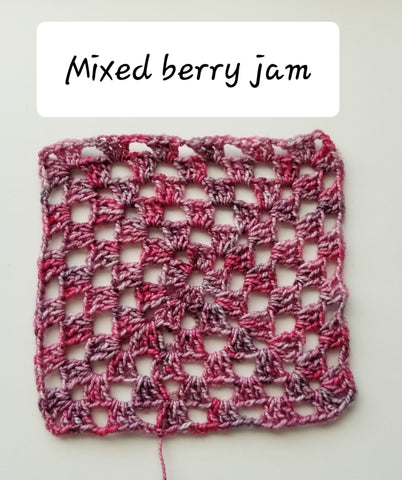Mixed Berry Jam - Heathers Yarn Barn